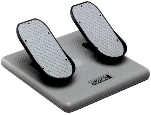CH Rudder pedals